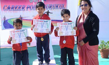 Annual Sports Day Junior
