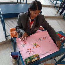 Fit India Week : Poster Making